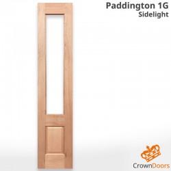 Paddington 1G Solid Timber Sidelight