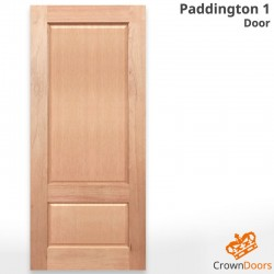 Paddington 1 Solid Timber Door
