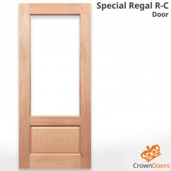 Special Regal R-C Solid Timber Door