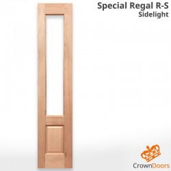 Special Regal R-S Solid Timber Sidelight