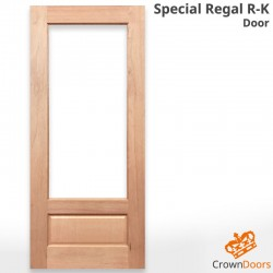 Special Regal R-K Solid Timber Door