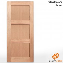Shaker-5 Solid Engineered Door (SQ5)