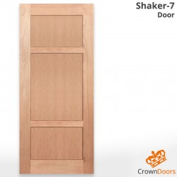 Shaker-7 Solid Engineered Door (SQ7)