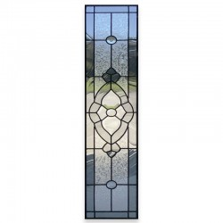 Beveled-Flower-LL Triple Glazing (Group I)