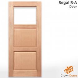 Regal R-A Solid Timber Door