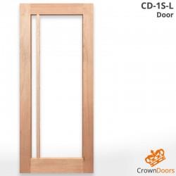 CD-1S-L Solid Timber Door