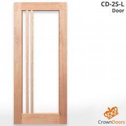 CD-2S-L Solid Timber Door