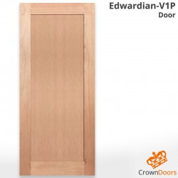 Edwardian-V1P Solid Engineered Door
