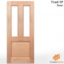 Trad-1P Solid Timber Door