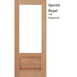 Special Regal V4P Solid Engineered Door