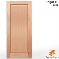 Regal 1P Solid Timber Door