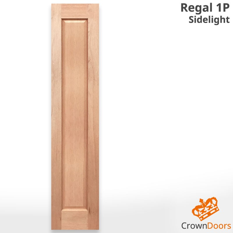 Regal 1P Solid Timber Sidelight