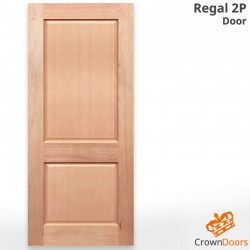 Regal 2P Solid Timber Door