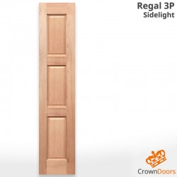 Regal 3P Solid Timber Sidelight