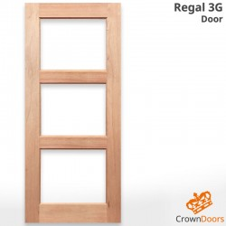 Regal 3G Solid Timber Door