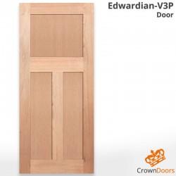 Edwardian-V3P Solid Engineered Door