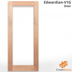 Edwardian-V1G Solid Engineered Door