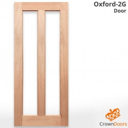 Oxford 2G Solid Timber Door