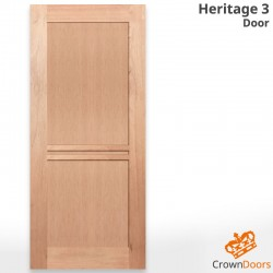 Heritage 3 Solid Engineered Door