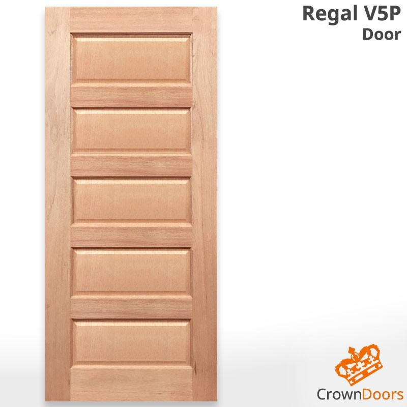 Regal V5P Solid Engineered Door