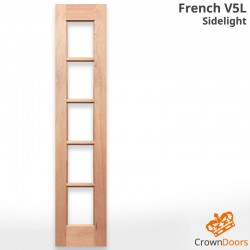 French V5L Solid Engineered Sidelight