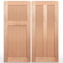 Shaker Doors • Crown Doors