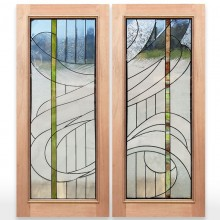 Triple Glazed Doors