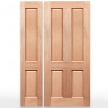 Colonial-V Engineered Doors