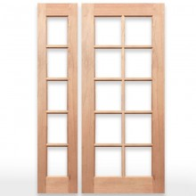 French-V Engineered Doors