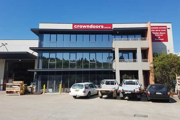 Crown Doors Office and Warehouse