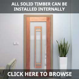 Browse Solid Timber Doors